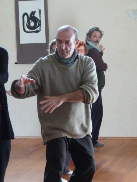 Claudy Jeanmougin dans la Forme des Nuages