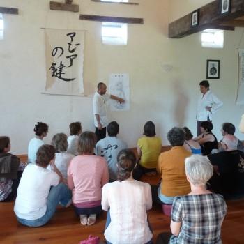 Explication de la méditation Zi Ran Wuji par Maître Liu Deming