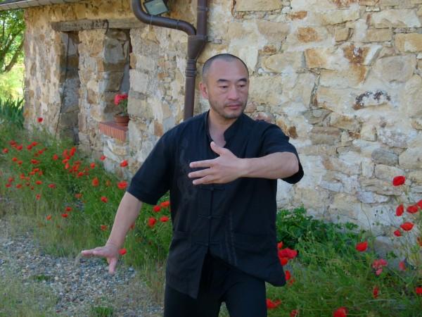 Maître LIU Deming