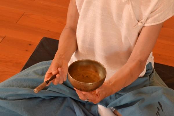 L'entrée dans la méditation Zi Ran Wuji